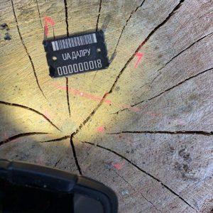 Бирки для маркування деревини